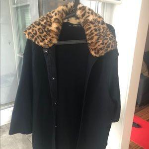 Zara jacket new size Small
